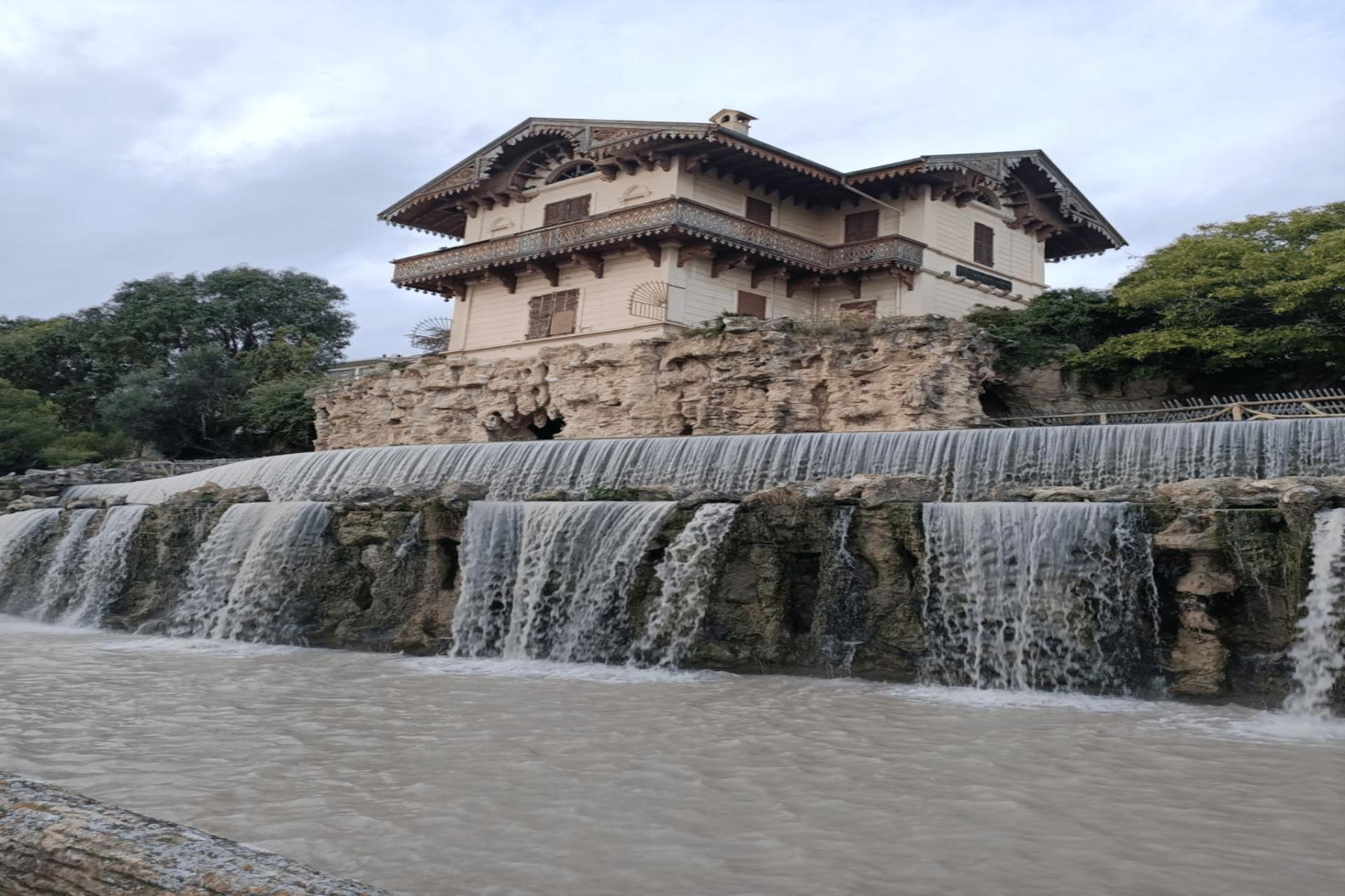 La cascade de Gairaut à Nice traverse les siècles et les temps