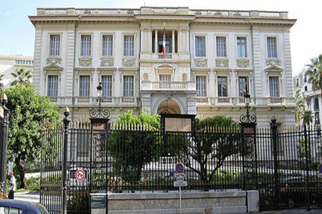 Villa Masséna Monument Belle époque