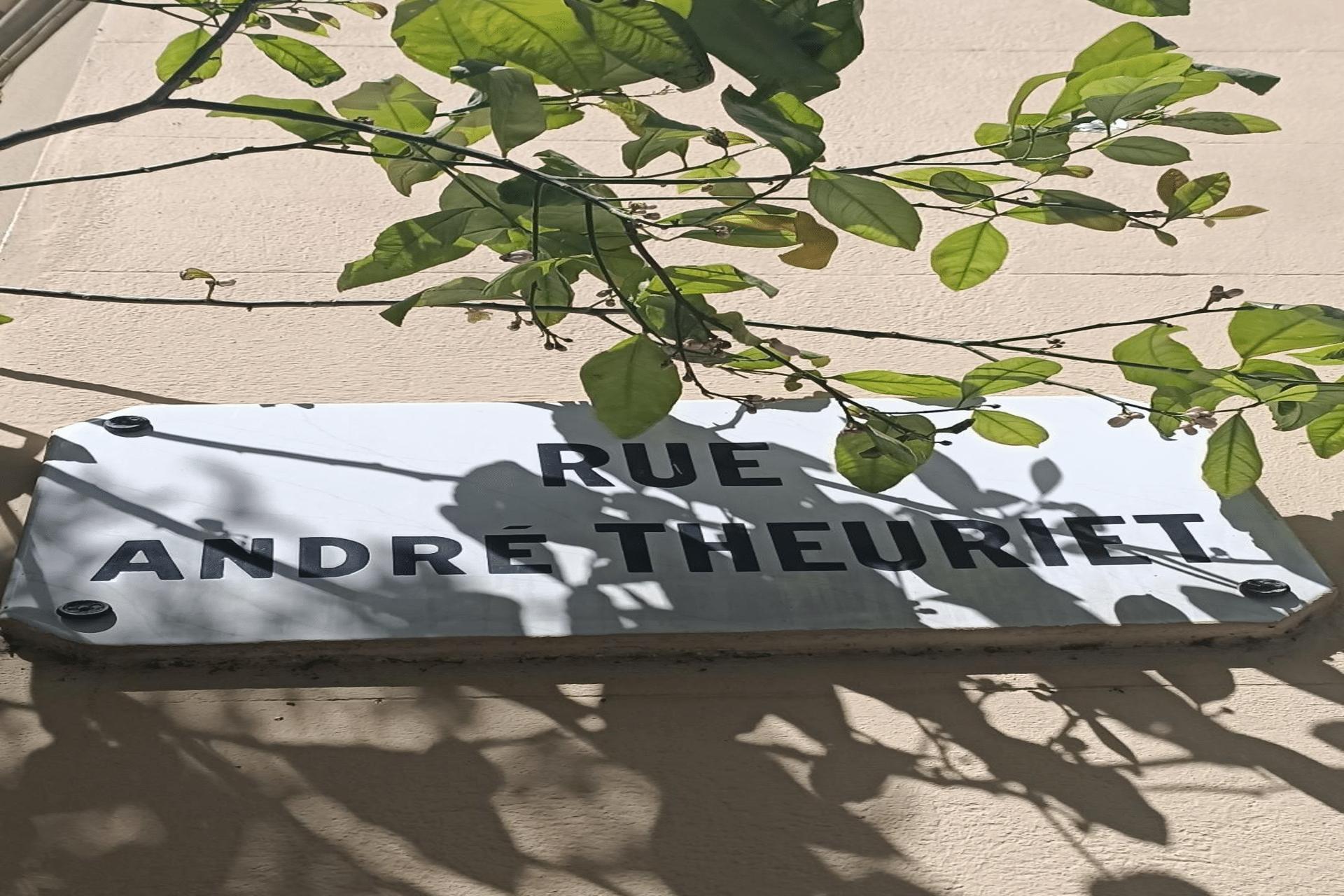 La rue André Theuriet à Nice : qui était ce personnage ?