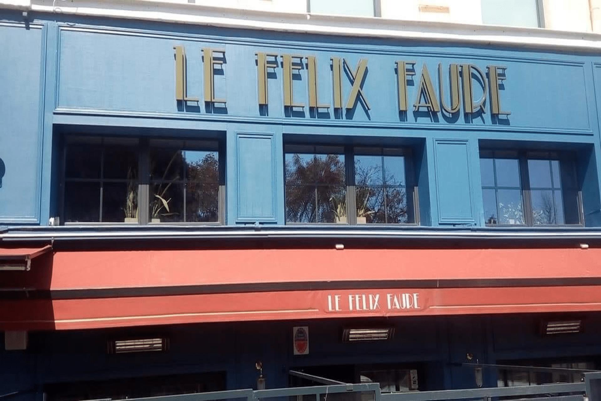 La brasserie le Félix Faure : une véritable institution à Nice